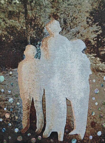 Elizabeth Stewart, 'Space-Time Continuum: Grandpa', 2015