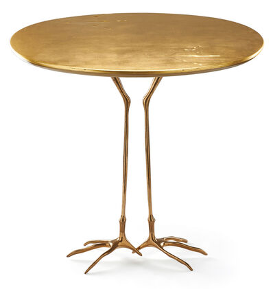 Méret Oppenheim, 'Traccia table, Ultramobile Collection, Italy', 1970s
