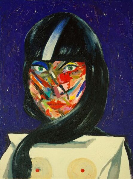 Moritz Schleime, 'Portrait No. 27 ', 2015-16