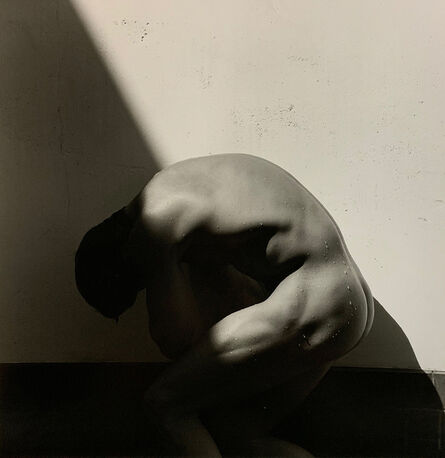 Herb Ritts, 'Curved Torso, Hollywood', 1989