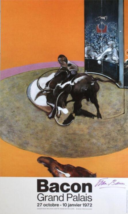 Francis Bacon, 'Grand Palais Poster', 1971