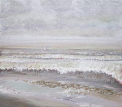 Merlin James, 'A Sail Boat', 2005
