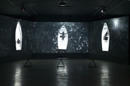 Mohau Modisakeng, 'Passage', 2017