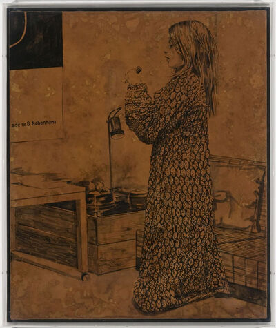 David Noonan, 'Phaedra Study', 2003