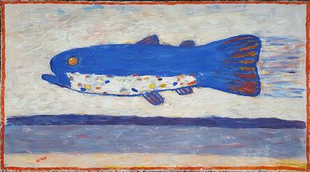 Gaylen Hansen, 'Blue Fish', 2015