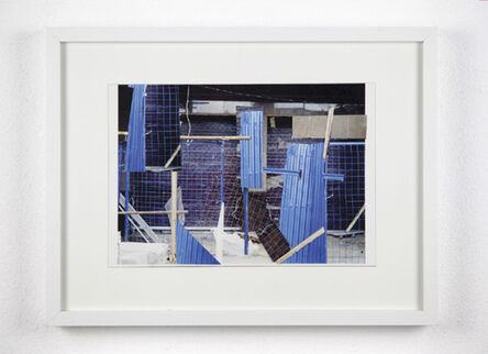 Clemens Behr, 'Moscow Under Construction 2/3', 2014