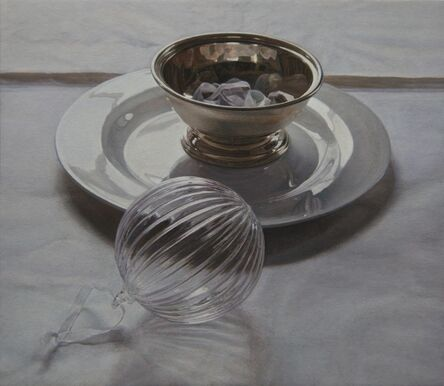 Lucy Mackenzie, 'Glass Ball and Silver Bowl', 2013
