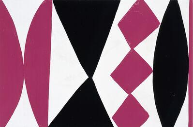 Kim MacConnel, 'Double Enamel Panel #3', 2004