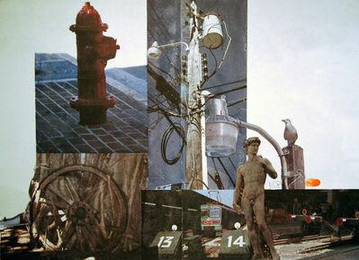 Robert Rauschenberg, 'Restoration', 2004