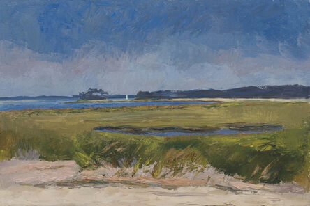 Nelson White, 'Mashomack Point', 2014