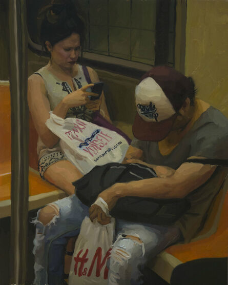 Devon Rodriguez, 'Ripped Jeans', 2015