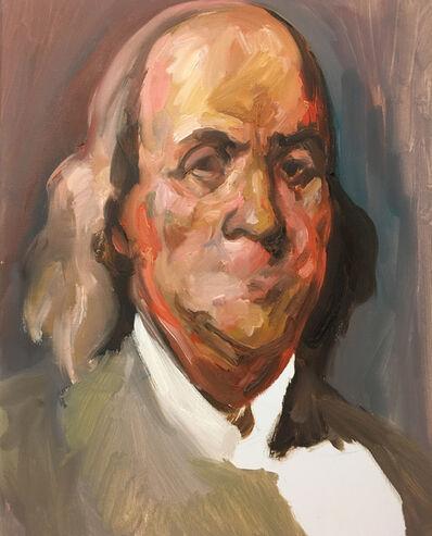 Walter John Rodriguez, 'Franklin', 2018
