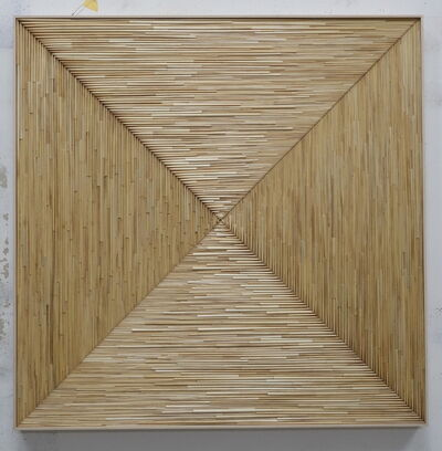 Olaf Holzapfel, 'Doppel perspektiv Spirale', 2015