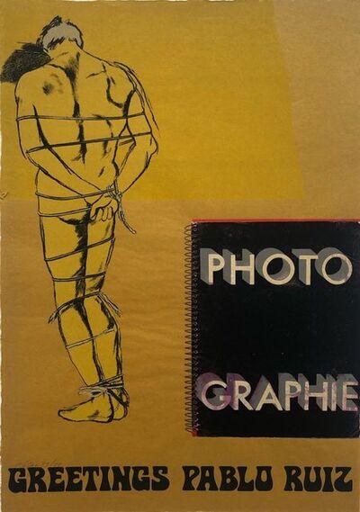 R. B. Kitaj, 'Ohne Titel (from Homage to Picasso)', 1973