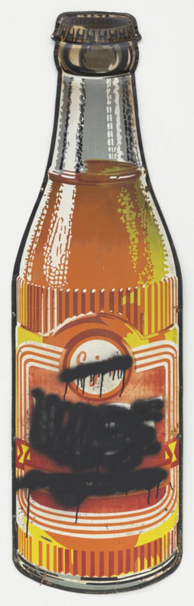 Mark Flood, 'Orange Soda Mute', 2014