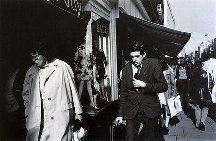 Anthony Hernandez, 'London #8', 1971