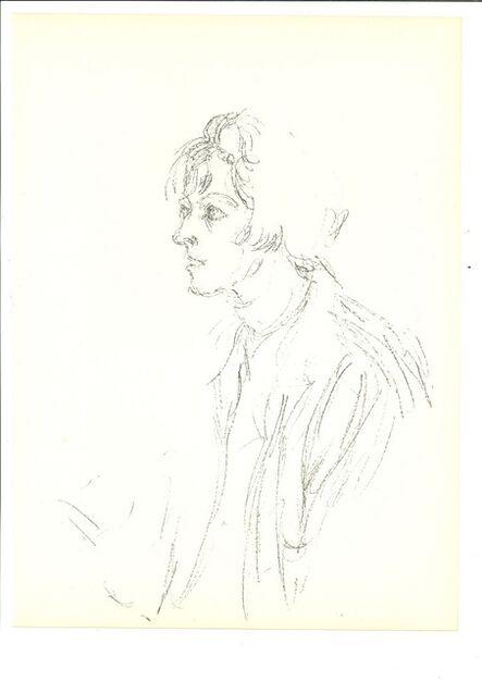 Alberto Giacometti, 'Portrait ', 1964
