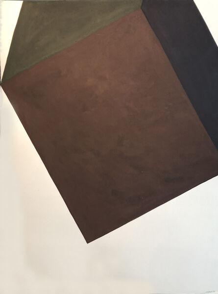 Sol LeWitt, 'Cube', 1985