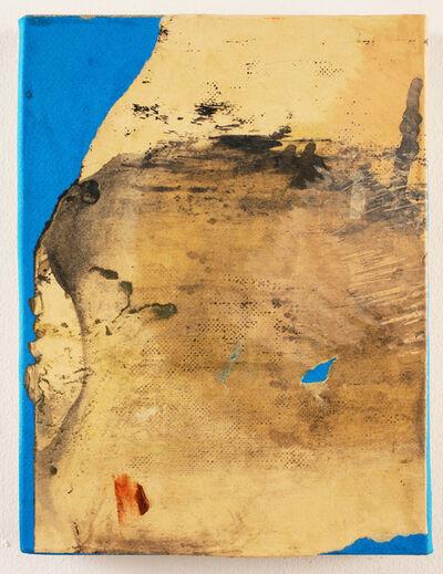 Gianni Politi, 'Studio per un paesaggio III', 2014