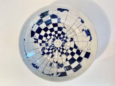 Polly Osborne, 'Checkered World', 2020