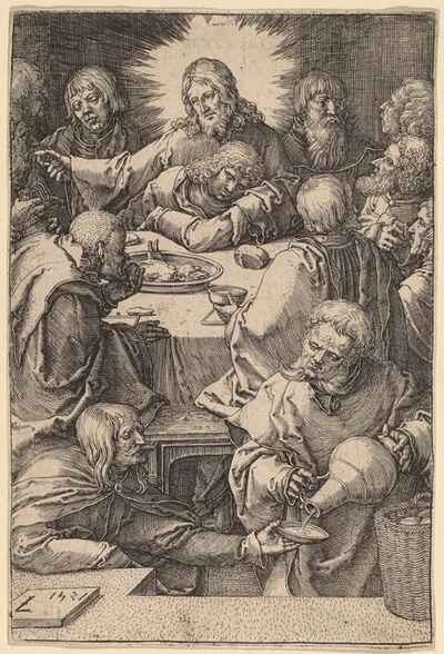 Lucas van Leyden, 'The Last Supper', 1521