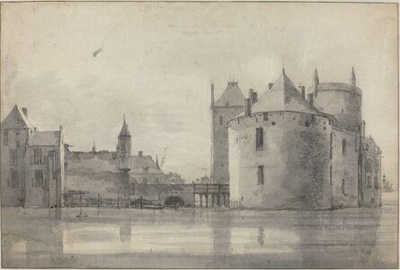 Roelant Roghman, 'Culemborg Castle', 1647