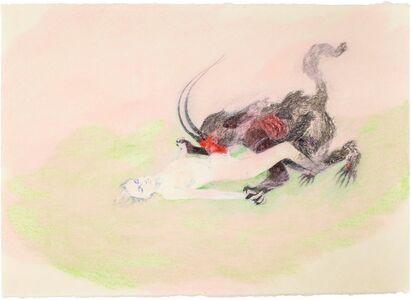 Yoann Estevenin, 'A sensual beast', 2019