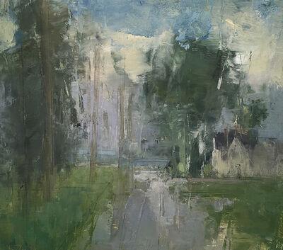 Stuart Shils, 'Farm Road with Trees Outside Bluffton', 2008