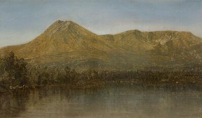 Sanford Robinson Gifford, 'Mount Katahdin, Maine', ca. 1877