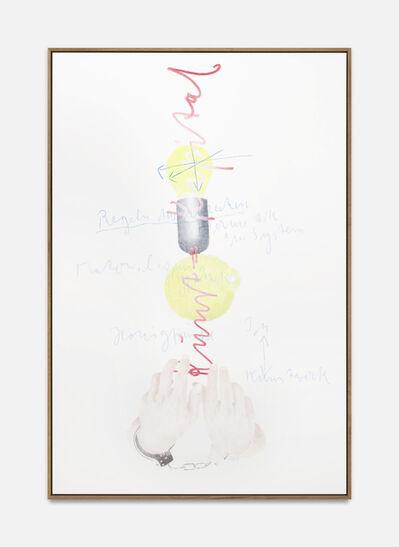Alex Wissel, 'Honigpumpe', 2018