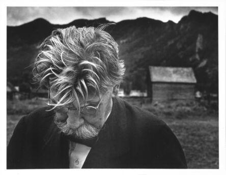 W. Eugene Smith, 'Albert Schweitzer, Aspen, Colorado', 1949