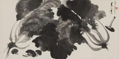 Minol Araki, 'Chinese Cabbages and Mushrooms (MA-104)', 1978