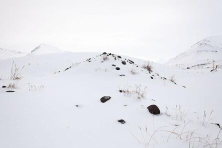 Dannie Liebergot, 'Snow Piles and Mountain Tops', 2015
