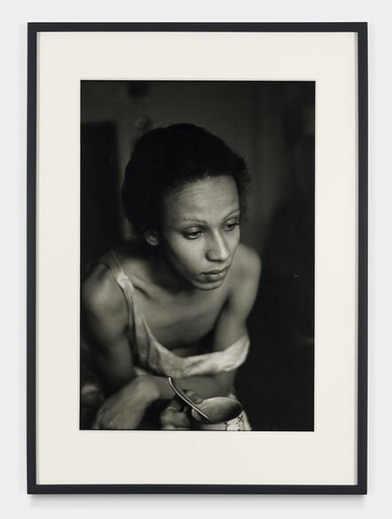 Nan Goldin, 'Roommate with teacup, Boston', 1973