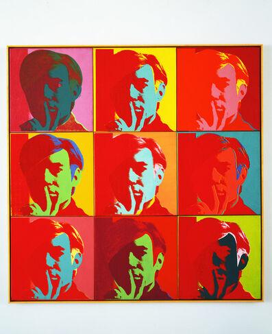 Andy Warhol, 'Self-Portrait', 1966