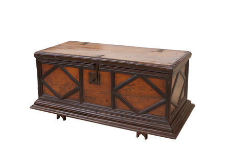 Unknown Artist, 'Chest with laterla hiding place', ca. 1750