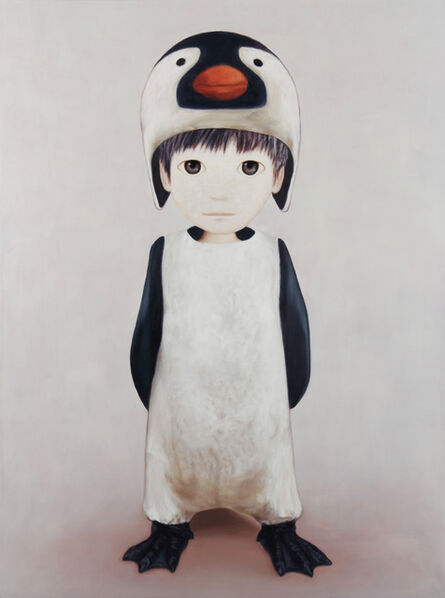 Mayuka Yamamoto, 'penguin boy', 2015