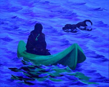 Liu Wa, 'Glimpse: A Fleeting Shade, composition 5', 2019