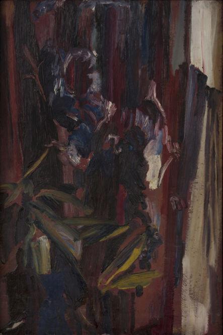 David Bomberg, 'Flowers, Evening', 1943