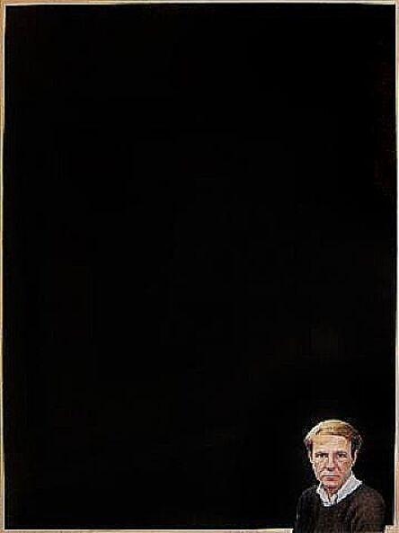 Joe Goode, ' (Self Portrait)', 1965-1966