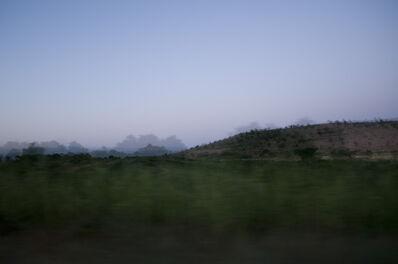 Laila Abdul-Hadi Jadallah, 'Moving Landscapes 3', 2012