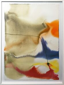 Paul Jenkins, 'PHENOMENA GIVEN MERIDIAN', 1978