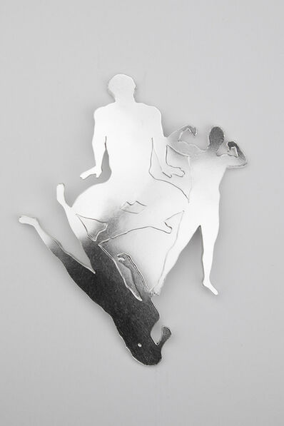 Andrew Kuebeck, 'Silhouette Brooch #2', 2009