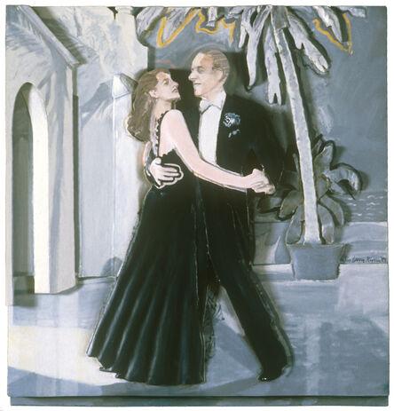 Larry Rivers, 'Make Believe Ballroom', 1989