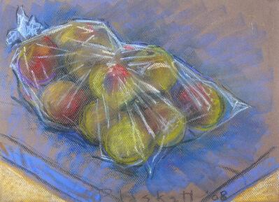 Joseph Plaskett, 'Apples in Plastic 1'