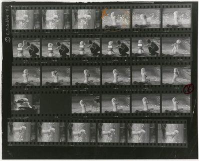 Lawrence Schiller, 'Marilyn Monroe (large): Proof Sheet 14', 1962