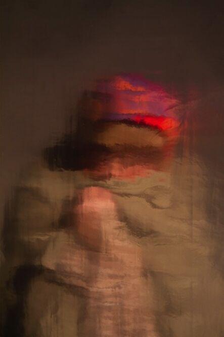 Ryan McCann, 'Potato Lady fights the cold', 2016