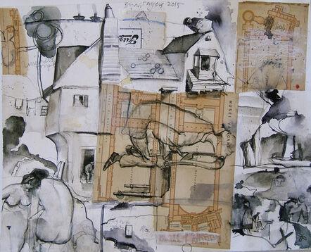 Brian Sayers, 'En Plein Air', 2015