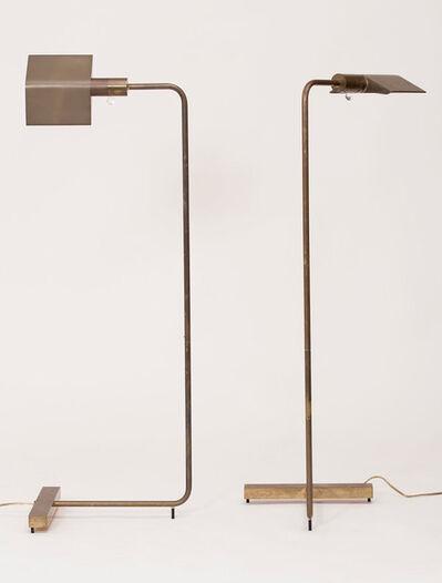 Cedric Hartman, 'Pair of Floor Lamps', 1960's