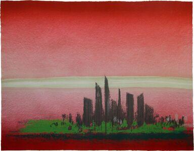 Srihadi Soedarsono, 'Horizon – The Energy of Singapore', 2004